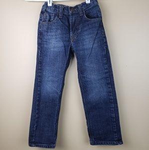 VGUC Wrangler Boys Jean's, size 6 regular